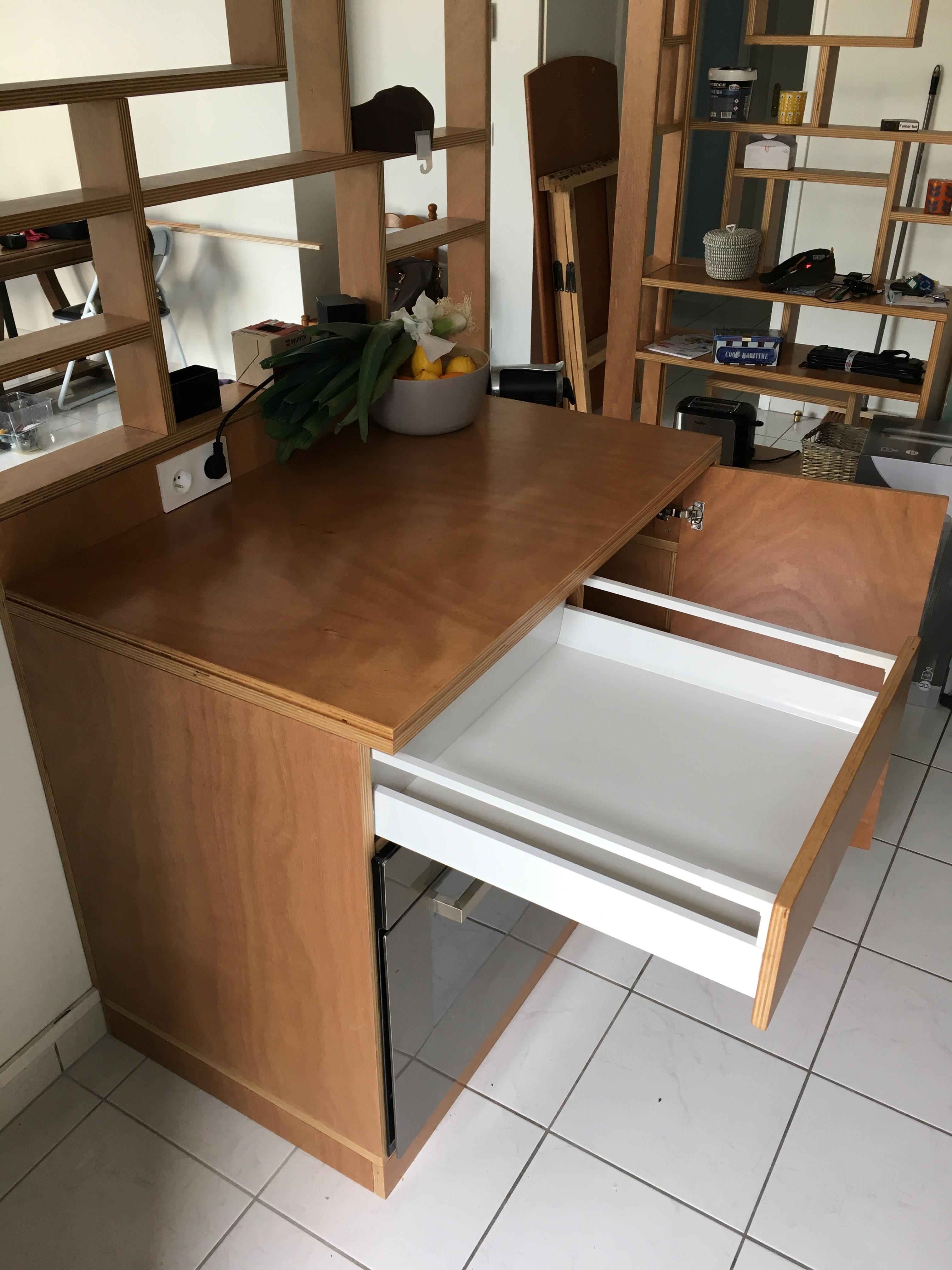 habillage meuble en bois sur mesure baty 39 r le bois dans. Black Bedroom Furniture Sets. Home Design Ideas
